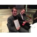 Movexumbolag vinnare av SKAPAs pris framtidens entreprenör