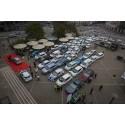 Landskrona på kartan i årets Oresund Electric Car Rally