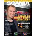 Scania udgiver nyt eksemplar af magasinet Road Life