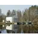 Fortum förbättrar dammsäkerheten vid Råda kraftverk