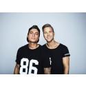 """Samir & Viktor är #1 på Spotify med låten """"Bada nakna""""!"""