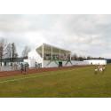 SERNEKE bygger ny idrottsarena i Alingsås