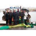 Fortsätt att äta räkor från norra Bohuslän