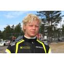 Lukas Walfridson och Helmia Motorsport kör RallyX 2015