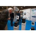 Stort intresse för Eaton på Elmässan 2014 i Kista