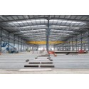 Hitachi Rail Europe Vehicle Manufacturing Facility at Newton Aycliffe