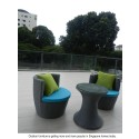 Outdoor Furniture Options in Singapore