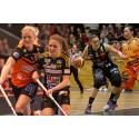 Sveriges bästa damidrott visar upp sig