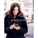 Eniros årsredovisning 2014 med avvikande revisionsberättelse