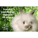 Svenska modeföretag säger nej till angora
