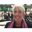 Samtrafiken rekryterar Kimiko Sörensen som ny samverkansstrateg