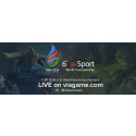 6th e-Sport World Championship LIVE on Viagame