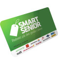 Smart Seniors medlemskort 2012