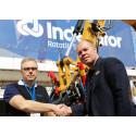 Fördjupat samarbete mellan Indexator Rototilt Systems och OilQuick