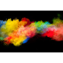 En känsla av färg har inverkan på pengar