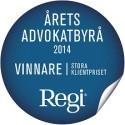 Lindahl vinnare av Stora Klientpriset 2014