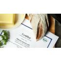 Röhsska Café först i Göteborg med två märken för KRAV-certifierade produkter!