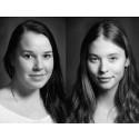 Erica Bergstedt och Ellen Johansson - sörmländska innovatörer