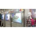 Digital Signage och Street Media där vi erbjuder innovativ visningsteknik för offentlig som privat miljö.