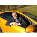 Per Gunnar Berg, ny adm. dir. i Ford Motor Norge, overtar ansvaret for et bilmerke i medvind