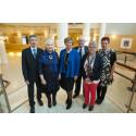 Medaljörer 2015, tre år efter guldmedalj