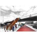 Visionsbild Helsingborgsexpressen, såhär skulle det kunna se ut