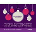 Season's Greetings from the Media Team at Innovate UK