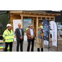 Sveriges nordligaste passivhus i Kiruna blir det första i arktiskt klimat