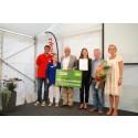 Handelsträdgårdens omvårdnadsboende i Karlskrona utses till Bästa äldres boende