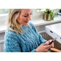 Sörmlands Sparbanks kunder har närmare relation till sin bank och använder digitala tjänster i större utsträckning än storbankernas kunder