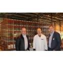 EAB levererar läskande lager till Hansa Borg