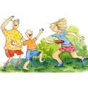 Lasten ylipainon ehkäisy saa tunnustusta