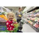 KIWI lanserer 7,5% bonus på fersk frukt og grønt