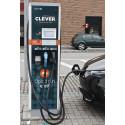 Netto og CLEVER indgår samarbejde om ladestationer til elbiler