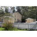 Nygammal Folkparksteater på plats i Gamla Linköping