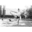 Vernissage för fotoprojektet Street Yogi till förmån för organisationen Ung Cancer