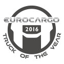 "Nya Eurocargo är utsedd till ""International Truck of the Year 2016"""