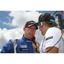Dacia och Andersson vill upp på STCC-pallen igen