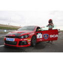 Rapport från Simon Larssons VW test på Tyska Oschersleben