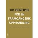 Tio principer för en framgångsrik upphandling
