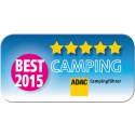 """Daftö Camping Resort fick utmärkelsen """"En av Europas bästa campinganläggningar"""""""