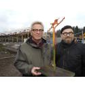 Nya ridsportcentret i Linköping får konstnärlig utsmyckning av hög klas