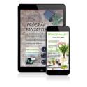 Nytt nummer! Blomsterlandets digitala magasin för mobil och läsplatta.