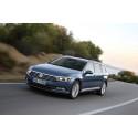 Full pott för nya Passat i Euro NCAP