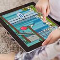 KONE lanserar spel för att lära barn säker användning av hissar och rulltrappor