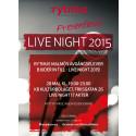 Rytmus Malmö Live Night 2015