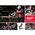 Milwaukee® lanseeraa uuden MS216 SB katkaisu- ja jiirisahan –  Voimaa ja suorituskykyä kompaktissa paketissa!