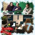 Lucka 7: Hackathon-avslutning
