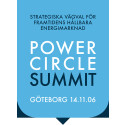 Blogg: The Power of Power Circle Summit