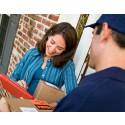 Boka transporter med DHL Home Delivery i Memnon Networks TA-system